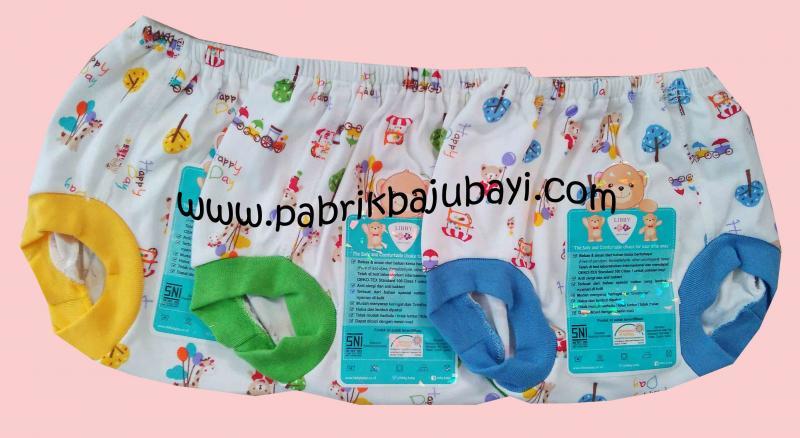 Baby Scots Baju Bayi Ad 087 Pink 0 3 Bulan Daftar Harga Terlengkap Source · Libby LIB Celana Pop Baby print Size 3 6 Bln